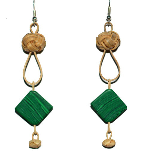Bamboo Earrings-MBFER019