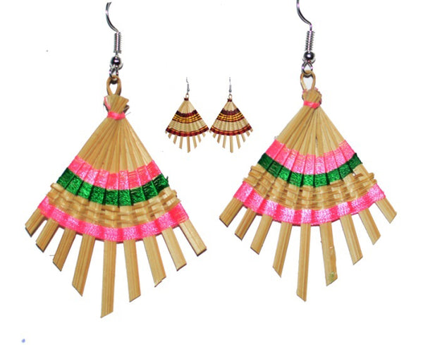 Bamboo Earrings-MBFER021