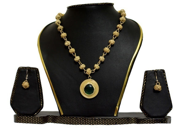 Bamboo Jewellery Set -MBFJN006