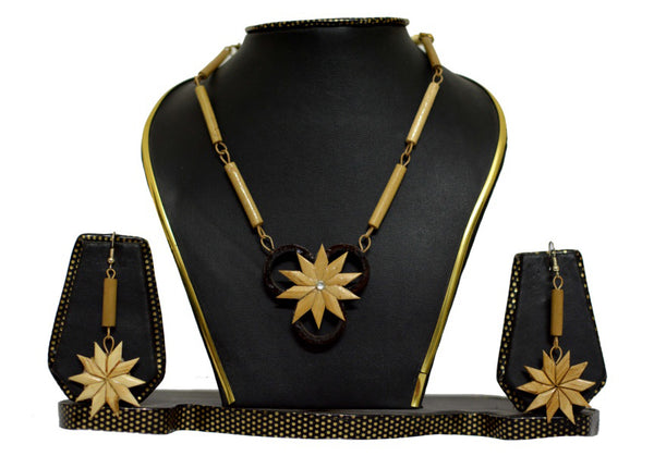 Bamboo Jewellery Set -MBFJN007