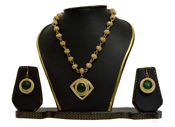 Bamboo Jewellery Set -MBFJN009