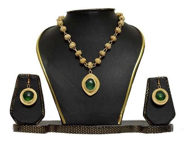 Bamboo Jewellery Set -MBFJN010