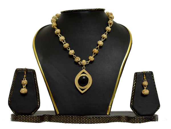 Bamboo Jewellery Set -MBFJN011