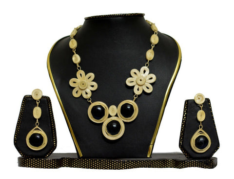Bamboo Jewellery Set -MBFJN013