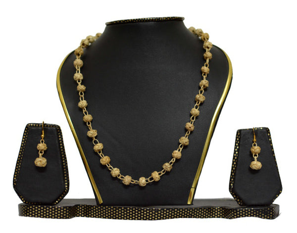 Bamboo Jewellery Set -MBFJN015
