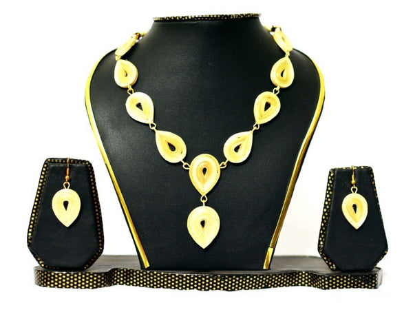 Bamboo Jewellery Set -MBFJN028