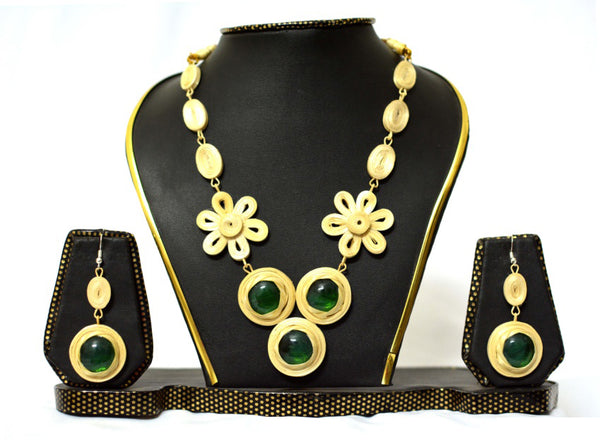 Bamboo Jewellery Set -MBFJN029