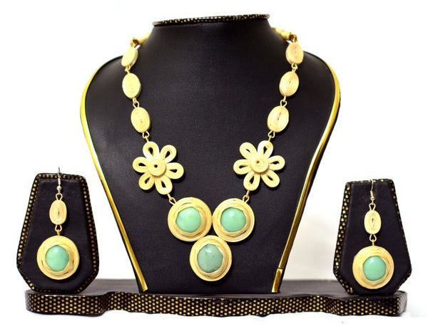 Bamboo Jewellery Set -MBFJN031
