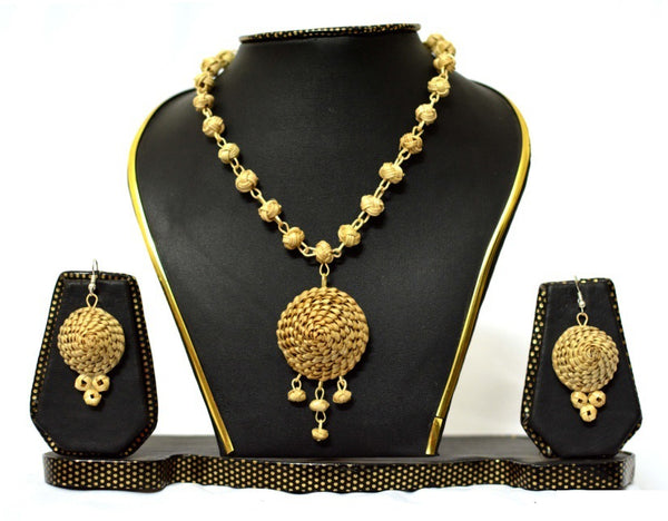Bamboo Jewellery Set -MBFJN033