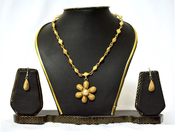 Bamboo Jewellery Set -MBFJN035