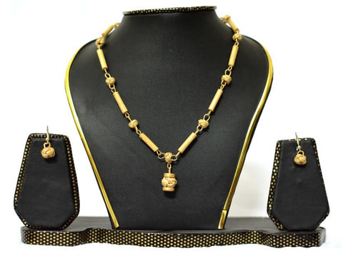 Bamboo Jewellery Set -MBFJN039
