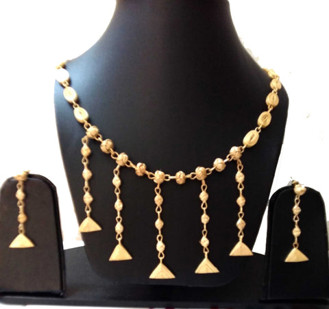 Bamboo Jewellery Set -MBFJN048
