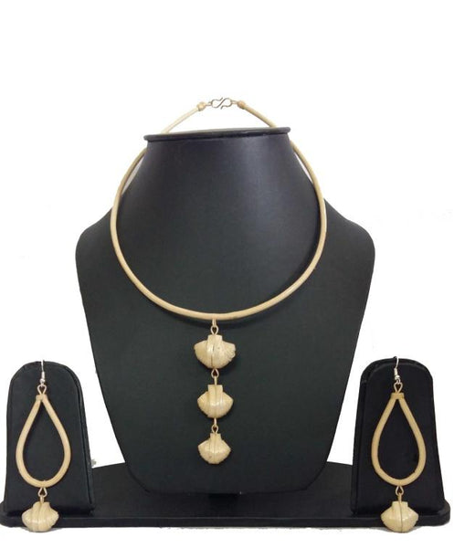 Bamboo Jewellery Set -MBFJN058