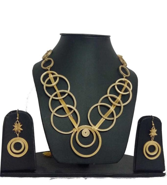 Bamboo Jewellery Set -MBFJN062