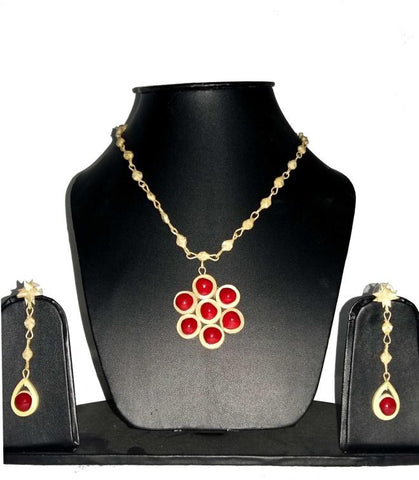 Bamboo Jewellery Set -MBFJN063