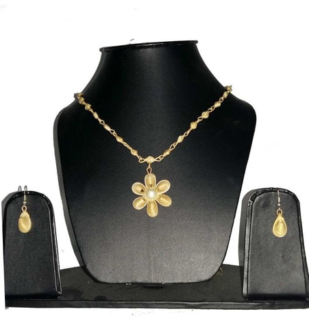 Bamboo Jewellery Set -MBFJN064