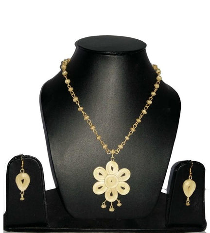 Bamboo Jewellery Set -MBFJN074