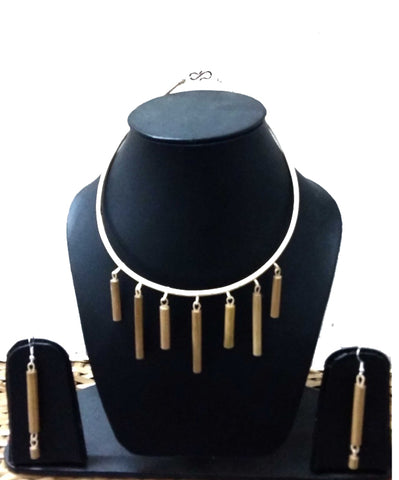 Bamboo Jewellery Set -MBFJN085