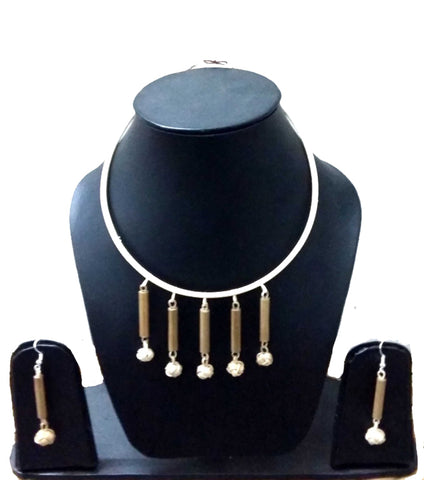 Bamboo Jewellery Set -MBFJN089