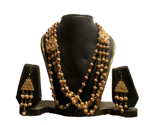 Bamboo Jewellery Set -MBFJN092