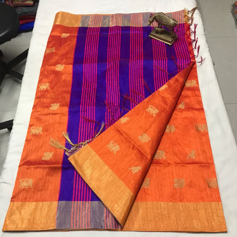 Banarasi Silk Saree-Design BNS006
