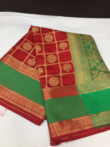 Banarasi Silk Saree-Design BNS009