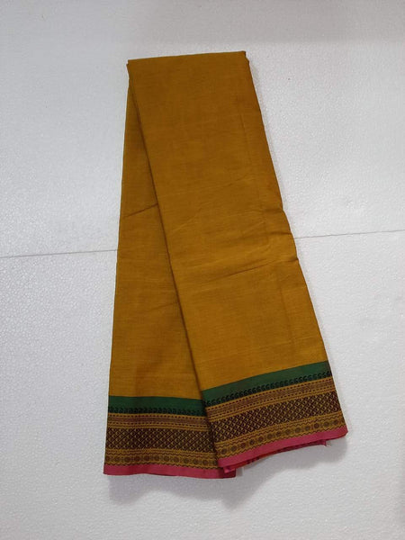 Chettinad Handloom Cotton Saree_CHCS012