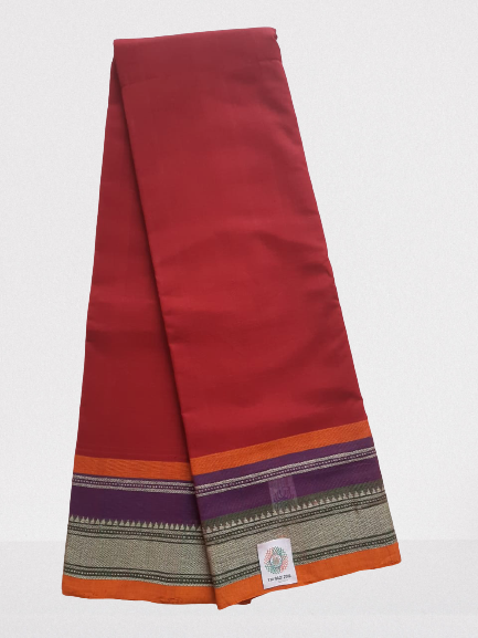 Chettinad Handloom Cotton Saree_CHCS020