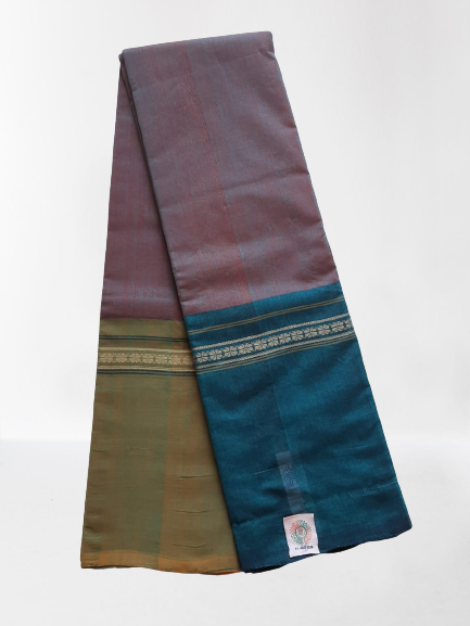 Chettinad Handloom Cotton Saree_CHCS021