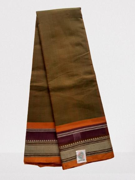Chettinad Handloom Cotton Saree_CHCS030