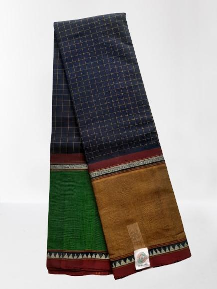 Chettinad Handloom Cotton Saree_CHCS039