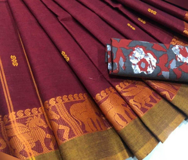 Chettinad Saree- CS207