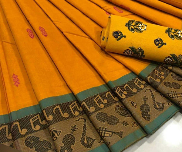 Chettinad Saree- CS210