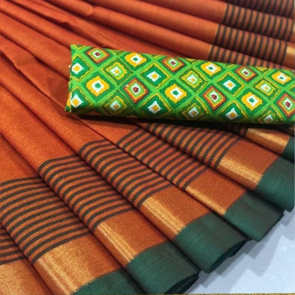 Chettinad Saree- CSL007