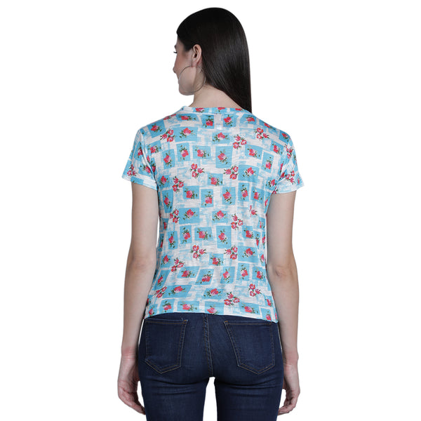 Funky Floral Friday Women's Tshirt