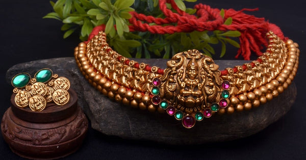 Gold Antique Jewellery- GAJ125