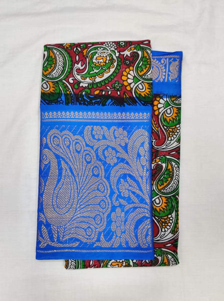 Printed Madurai Sungudi Saree