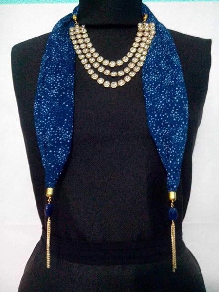 Scarf Necklace-SN017