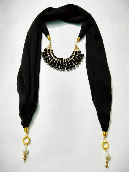 Scarf Necklace-SN020