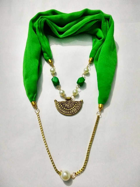 Scarf Necklace-SN021