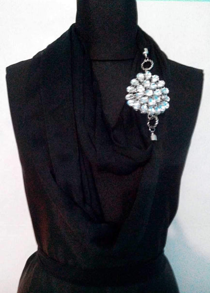 Scarf Necklace-SN023