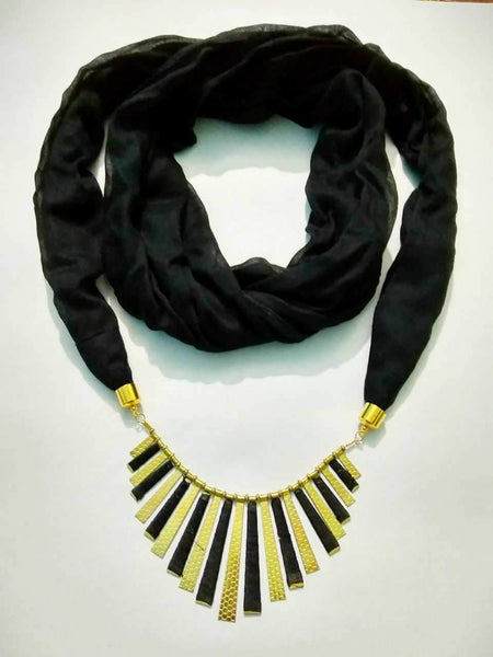Scarf Necklace-SN061