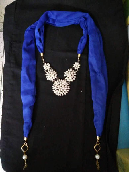Scarf Necklace-SN063