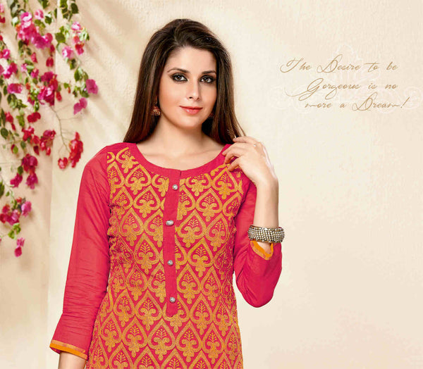Unstitched Salwar suit - KIARA