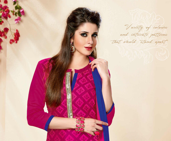 Unstitched Salwar suit - RAISHA
