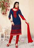 Unstitched Salwar suit - TIA