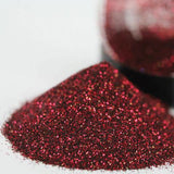 Dark Signature Red glitter Jar