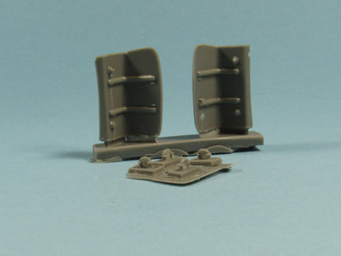 32004 Eurofighter Typhoon Intake Covers (Revell)