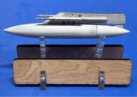 48087 F-15 Eagle Weapons Pylons with LAU-114 Launch Rails