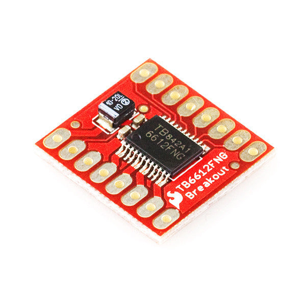 A product image of SparkFun Motor Driver - Dual TB6612FNG (1A)